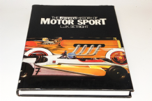 PIRELLI HISTORY OF MOTOR SPORT : THE (L J K Setright 1981)